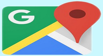 google map locted